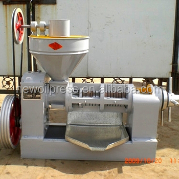 Small Coconut Oil Mill Machinery 6yl 95 With Factory