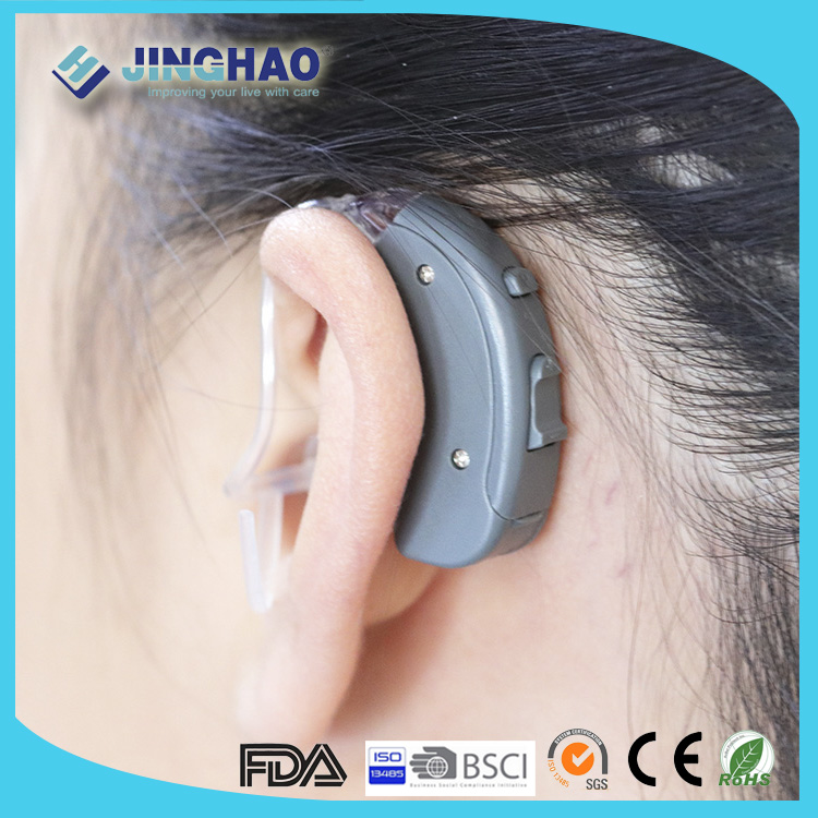 Key-type Volume Tuning Manufacture BTE Open Fit China Hearing Aids