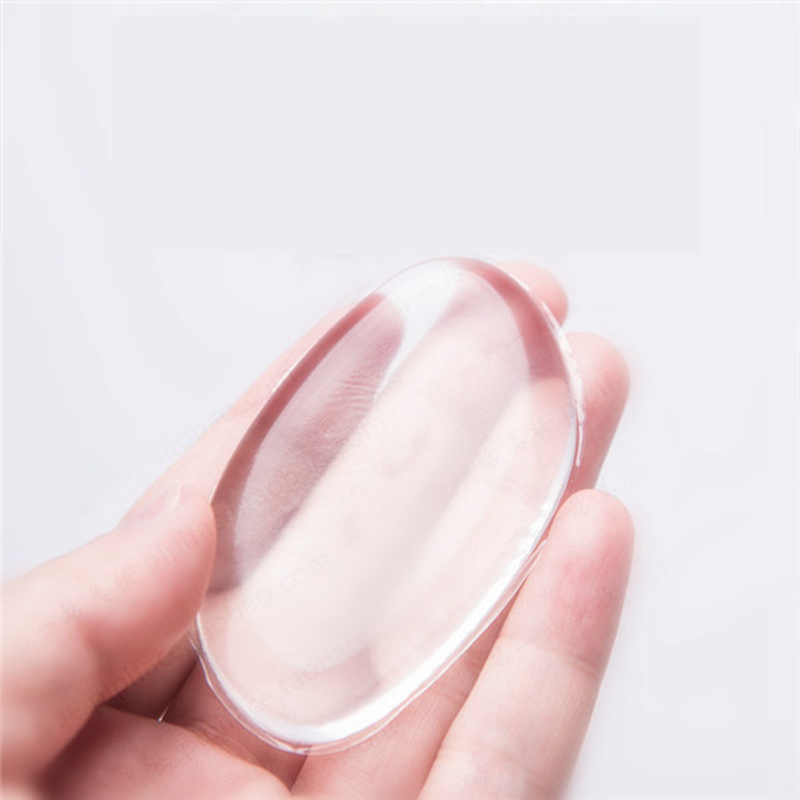 Custom Manufacturer Cosmetic Makeup Foundation Cream Applicator Remover Powder Silicone Puff