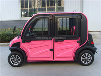 china electric car utility car, plug in vehicle / 2016 factory price chinese mini electric car/4 seater adult electric car
