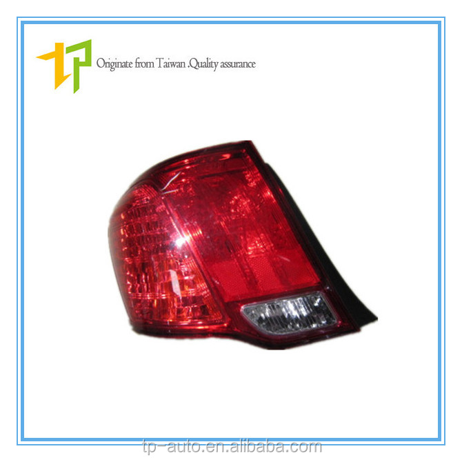 High quality tail lamp/ tail light oem 81560-12A20 for Toyota Axio Fielder 06