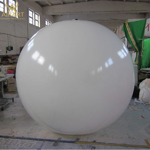 Hot sale and nice quality inflate sealed or inflatable balloon,plastic balloon