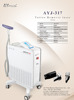 New style laser equipment with nervus removal acne treatment