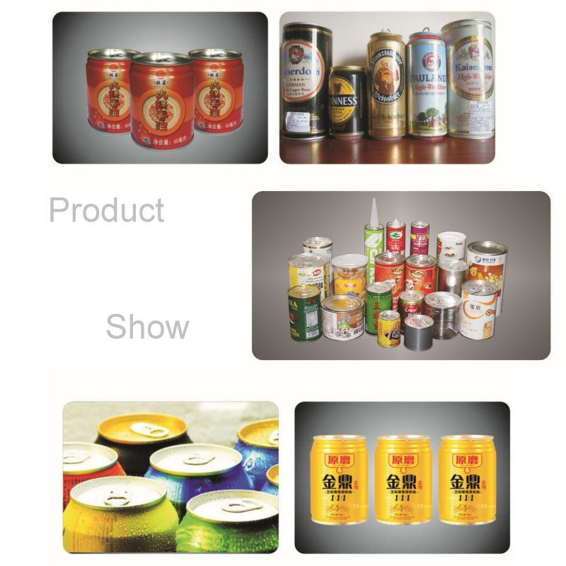 Factory sale semi- automatic food weed sealing machine/manual tuna canning machine can seamer