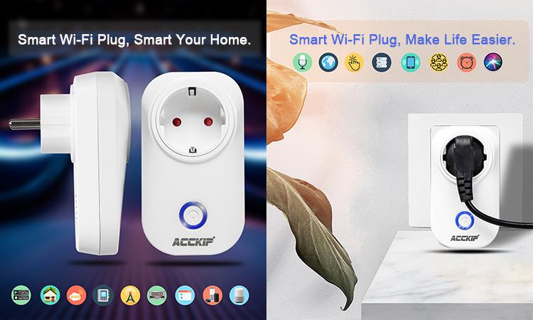 Wifi Smart Plug 5Ghz, View wifi outlet plug, Wifi Smart Plug 5Ghz Product  Details from Ningbo Anpu Lighting Co , Ltd  on Alibaba com