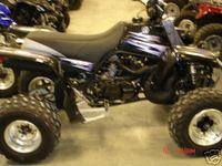 2002 Yamaha Raptor 660 4 Wheeler Four Wheeler Atv Used