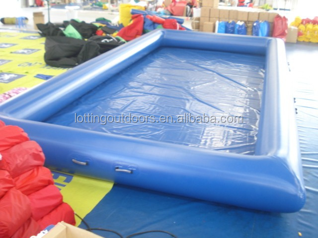 Grand portable gonflable adulte piscine trampoline id de for Piscine portable
