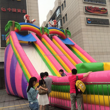 inflatable obstacle course for sale inflatable rainbow obstacle course kids obstacle course equipment
