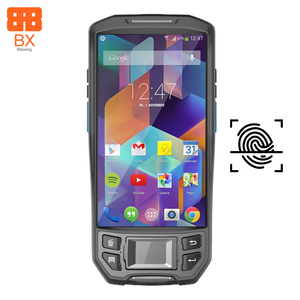 Baoxing BX-U9100 fingerprint PDA handheld android computer pda hand held pda Quad-Core 1.3G 8M Camera 4G LTE WCDMA WIFI IP66