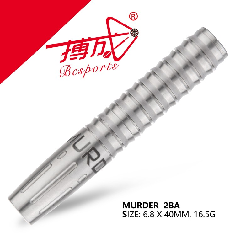 90% tungsten and high quality barrel