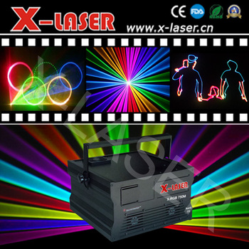 5w rgb laser outdoor christmas laser lights dj laser lights for sale