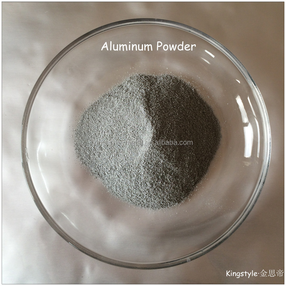 High Purity Spherical Aluminium Powders Kingstyle