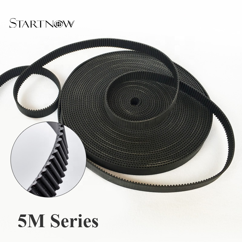 HTD-3M Pitch 3mm PU Open Timing Belt Synchronous Belt Width 10//15//20//25MM x 1M