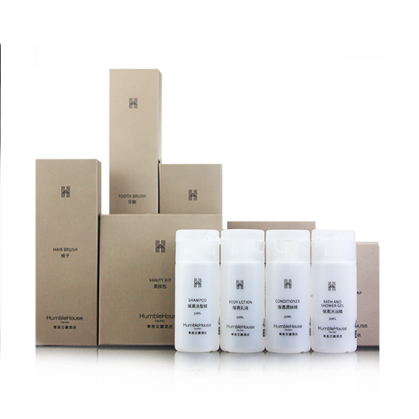Disposable Biodegradable Hotel Guest Amenities