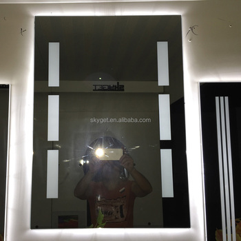 Hot Hotel Project Bathroom Mirror Attached Light