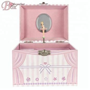 Hot Oem Jewelry Musical Box Dancer