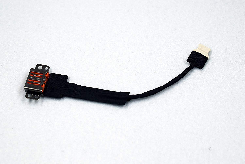 Delanse New Dc Power Jack Harness Plug Cable For Lenovo Thinkpad Yoga 3 Pro-1370 DC30100LO00
