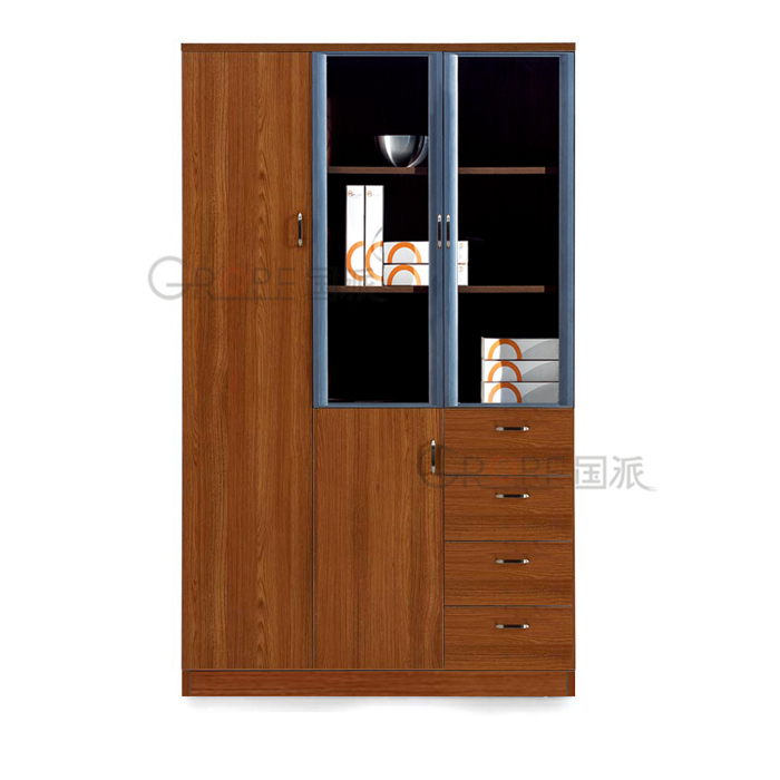 Top Quality Office Wooden Filing Cabinet
