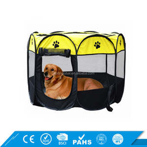 Portable Foldable Pet Camping Tent for Small Dogs Folding Pet Playpen