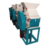 flour machine mill 10t/d corn china sifted maize milling plant for sale
