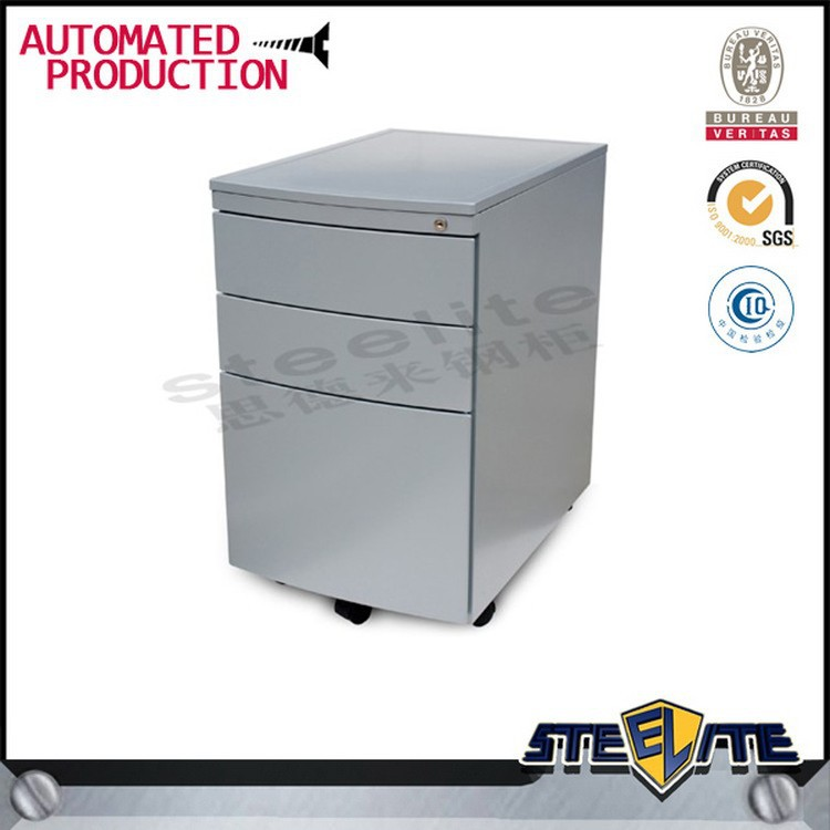 Stainless steel mobile storage cabinet/mobile tool cabinet/vertical filing cabinet
