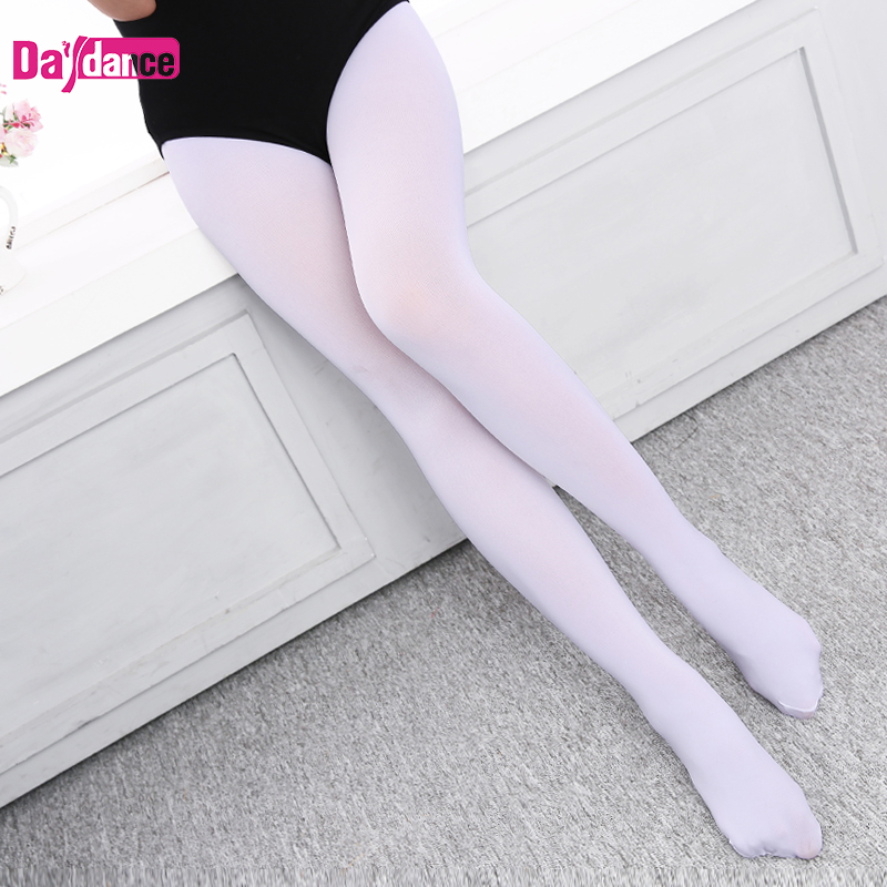 Baby Girls Pantyhose Cotton Tights Footed Seamless Knitted Dance Ballet Toddler Baby Girls Pantyhose Easy And Simple To Handle Back To Search Resultsmother & Kids