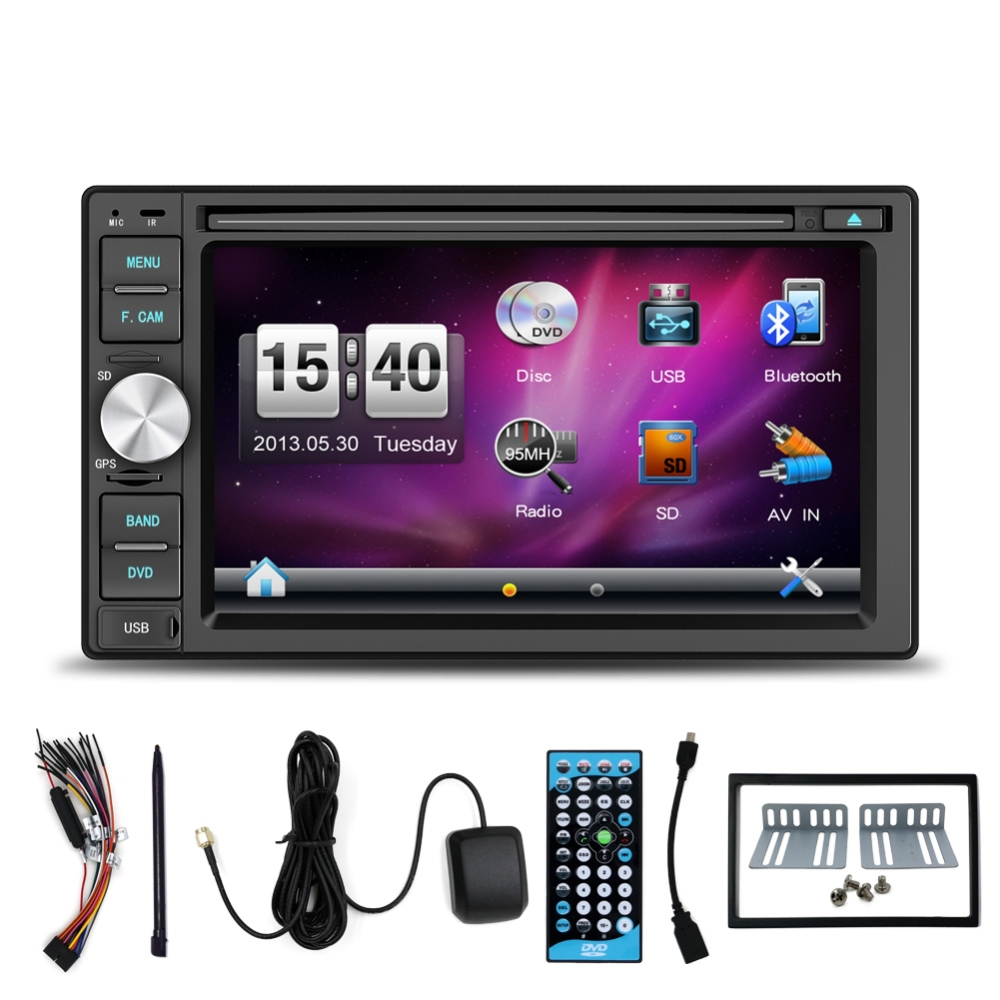 Pioneer Car Audio Dvd Player Usb Video Format For Stereo Suppliers