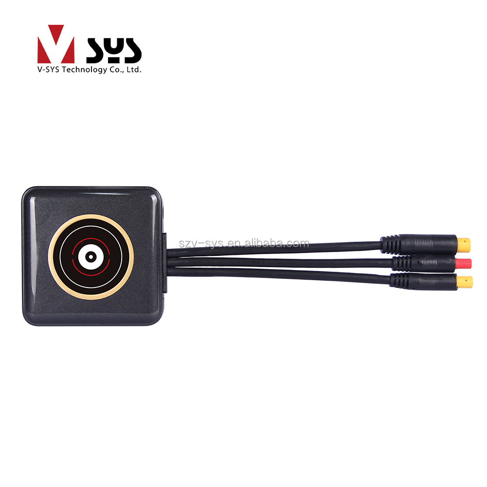 VSYS P6 1080P G-sensor WIFI motorcycle video camera rear view camera dvr for motorcycle rider