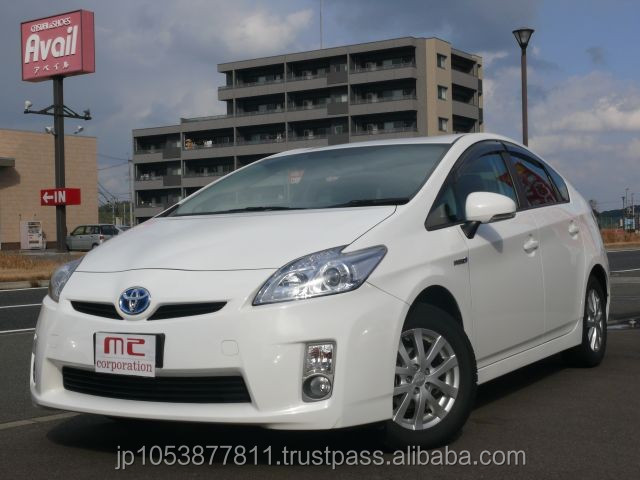 toyota prius 2009 Reasonable and japanese toyota 1800cc used car with Good Condition made in Japan