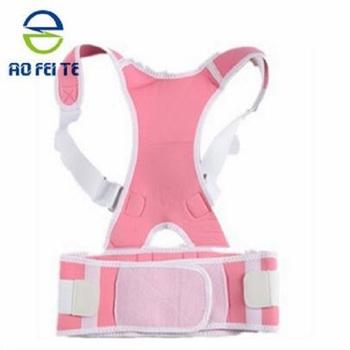 52bbbae732ea Magnético Corrector De Postura Cinturones De Soporte Ajustable De Neopreno  Para La Espalda Y El Hombro - Buy Corrector De Postura Espalda,Corrector ...