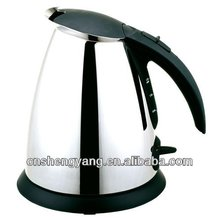 Stainless steel electric kettle body