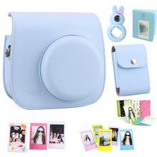 7 in 1 Fujifilm Instax Mini 8 Camera Accessories Bundle(Included: Instax Mini 8 Case/ Photo Case/ Photo Album/…)