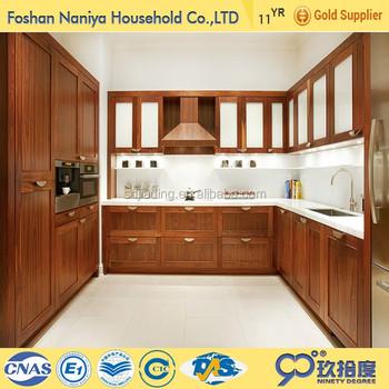 China Custom Antique Style Cozinha Kitchen With Godrej Kitchen Price
