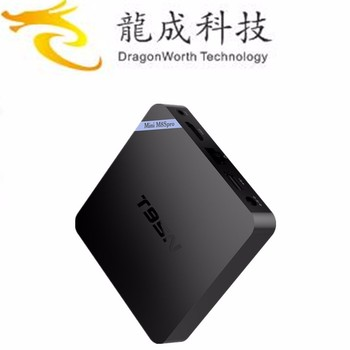 720p full hd video download T95n 1GB 8GB 4K Support Android 6.0 Quad Core Amlogic S905 T95N Tv Box Mini Mx+ usb media player