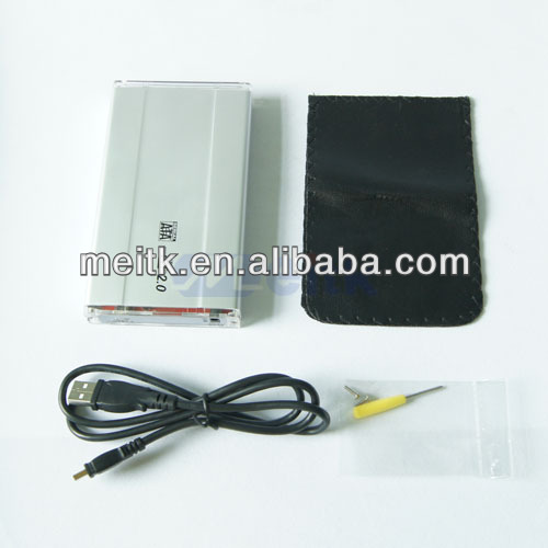"USB 2.0 2.5"" IDE PATA Hard Drive Disk Case Notebook Laptop"