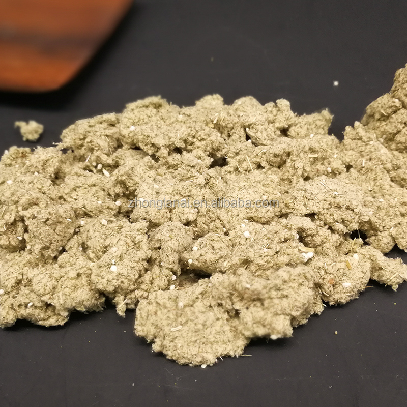 Natural wormwood extract moxa wool made from moxa leaf