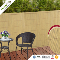 UV protective Outdoor plastic recycled fence_ GreenShip
