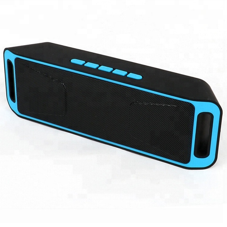 multimedia smart speaker,SC208 Wireless Speaker 4.0 Stereo column speaker