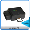 OBD II gps tracking price GPS OBD2 tracker gps with geo-fence / fuel / mileage detecting