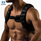 High quality adjustable sports equipment 3kg weight vest