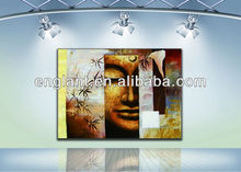 hot selling buddha oil painting on canvas