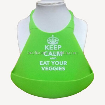 High quality professional wonderful nice silicone baby bibs
