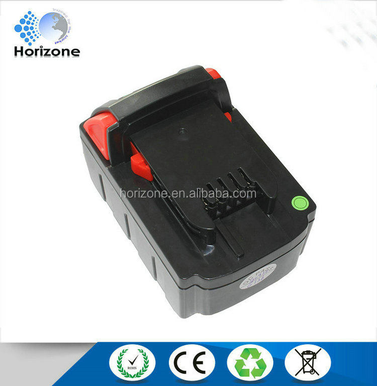 18V 3000mAh lithium-ion rechargeable battery for Milwaukee
