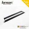 24 Port Cat6A Rack Mount Patch Panel Lansan Factory