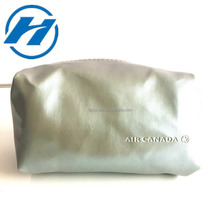 Manufacturer Wholesale Airline Amenities Pearl Skin Travel Wash Bag
