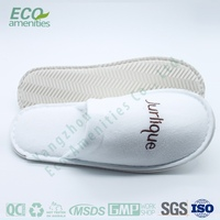 4 Stars Eco Friendly popular china nude children slippers sole is hotel slipper