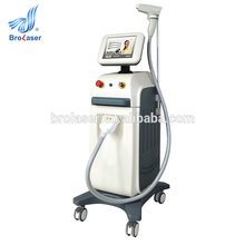 Factory price professional beauty 808 diode laser hair removal machine