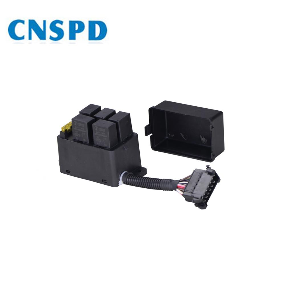 Universal Auto Fuse Box Suppliers And Mta Relay Manufacturers At