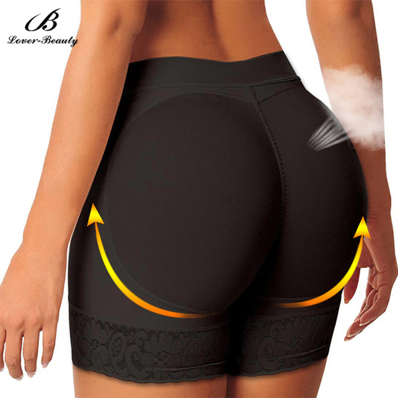 Lover Beauty Butt Lifters And Body Shaper Women Sexy Lace Shaping Underwear Slimming Pants