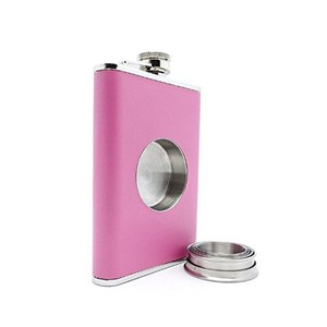 16oz Hip Flask -hotselling novelty colored hip flasks